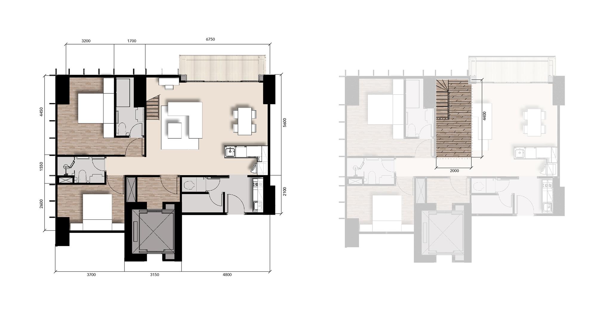 kaze-floorplan-3BedB